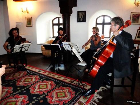 Cvartetul Gaudeamus al filarmonicii din Brașov