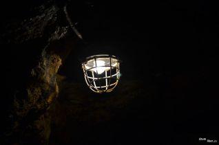 Luminița din mină
