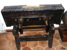 Presă din lemn, secolul XVII
