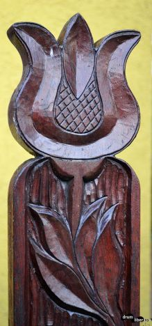 laleaua, simbolul secuimii