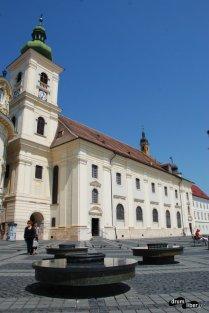 Depozitele secrete de cereale din Piața Mare a Sibiului
