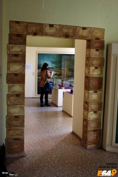 În Muzeul de Istorie