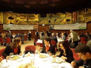 La prânz cu Bulgaria și doamna de la Consiliul Europei (estoniancă)