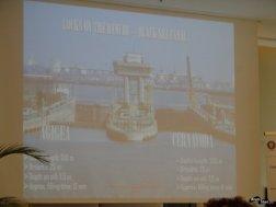 Ecluze și porturi la canalul Dunăre - Marea Neagră