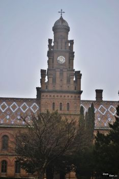 Corp al universității, astăzi Facultatea de Geografie