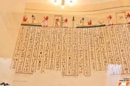 Descrierea Egiptului cu hieroglife