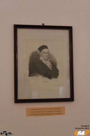 Gauss - colegul de facultate al lui Bolyai Farcas