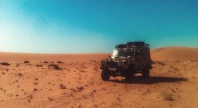 Din expediția africană