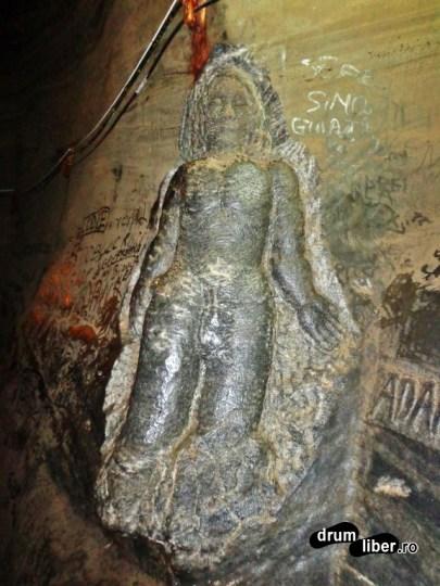 Sculptură în sare