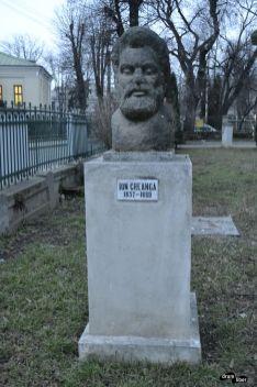 Ion Creangă la Casa Pogor