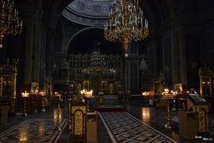 Interior catedrală