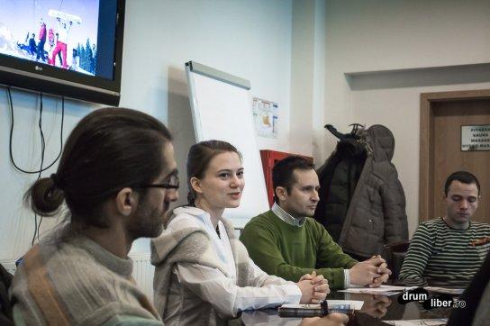 Prezentarea proiectului i-Tour Schi 2014