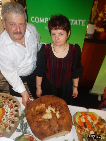 Pită bună de la Balvanyos, Covasna