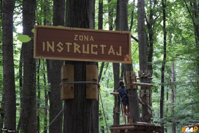 Zona de instructaj