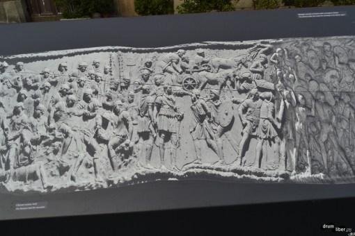 Columna lui Traian, desfășurată - 034