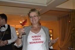 Lucia și campania Iubesc Vinul Românesc