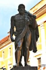 Hercules: Mitologie și zeități la Herculane