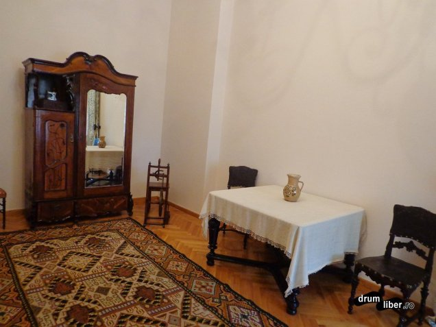 Palatul Cuza de la Ruginoasa