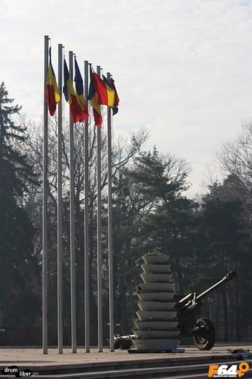 În amintirea războaielor prin care a trecut România