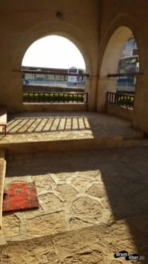 Pridvorul cu arcade