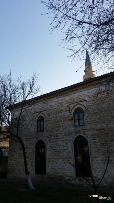 Geamia (moscheea) din Babadag