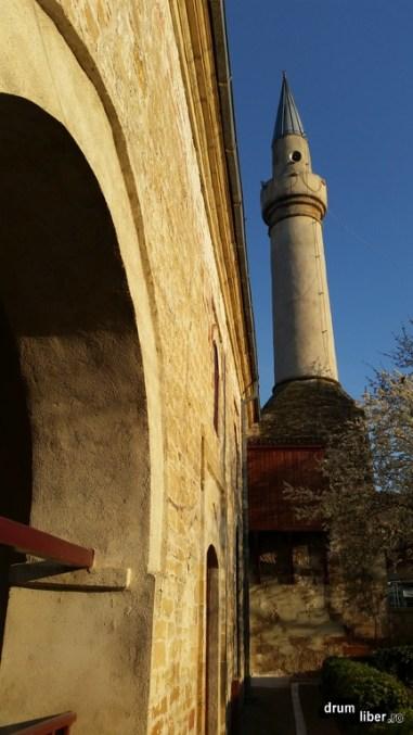 Minaretul de peste 20 de metri