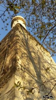 Minaretul de la Moscheea din Babadag