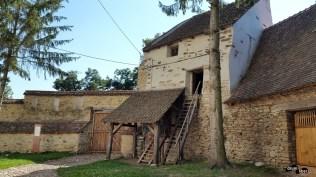 Biserica Fortificată din Criț