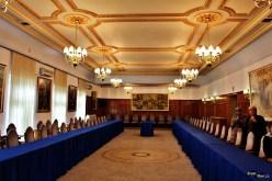 Palatul Cercului Militar Național - Sala Alba Iulia