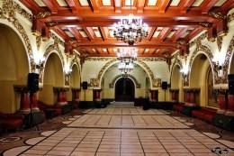Sala Bizantină din Palatul Cercului Militar Național