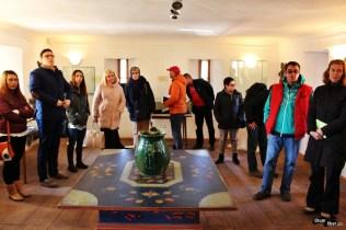 Curs cu și despre sași - biserica evanghelică fortificată din Cisnădie