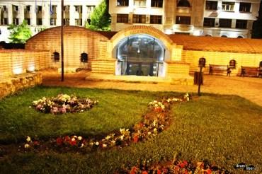 Grădina centradă din Focșani, astăzi un frumos parc