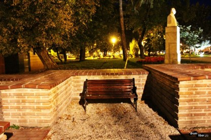 Grădina Publică Centrală din Focșani