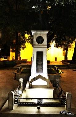 Borna de hotar simbolică (Focșani)