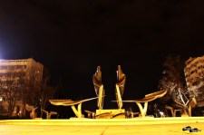 Fântânile cinetice din Brăila