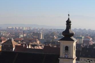 Puncte de belvedere în oraș