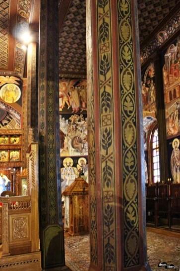 Biserica ortodoxă, fostă geamie (moschee) din Piața Traian