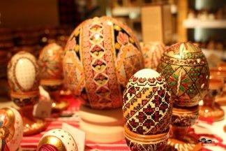 Artizanat: Ouă încondeiate