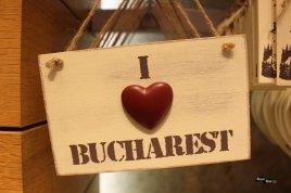 I Love Bucharest