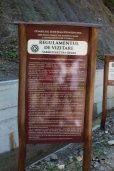 Regulile de vizitare de la Sarmizegetusa Regia