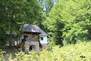 Casa de pe bancnota de 10 lei reala, Muzeul ASTRA Sibiu