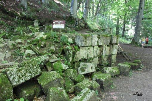 Ziduri dacice murus dacicus