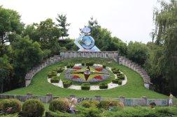 Ceasul cu Flori sau Ceasul Floral