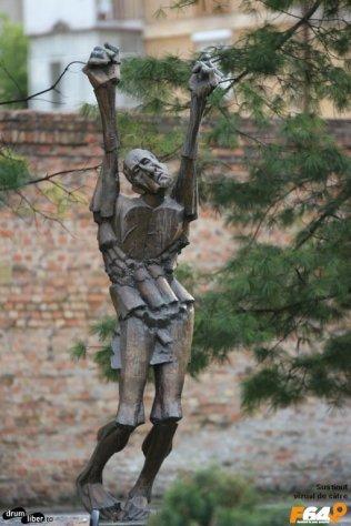 Statuie din Traseul Revoluției
