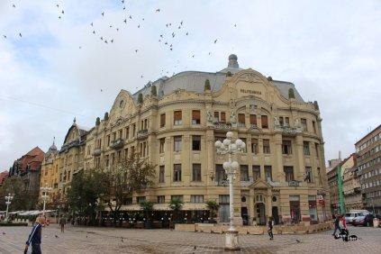 Arhitectură Secession la Timișoara