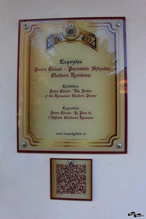 Expoziția despre părintele afișului modern românesc