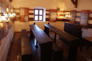 Școala Lancasteriană de la Golești