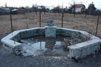 Aici era un vechi izvor sulfuros