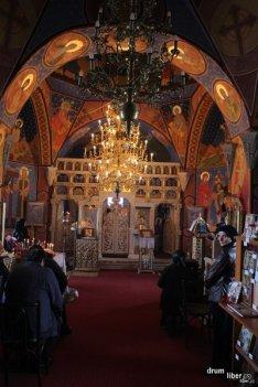 Biserica de piatră de la Năeni