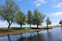 Vreme superbă în Deltă